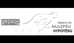 Logo GEPARD - Hypotéky